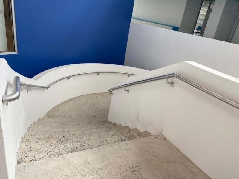 Decco - CIS -  Handrail System 2020