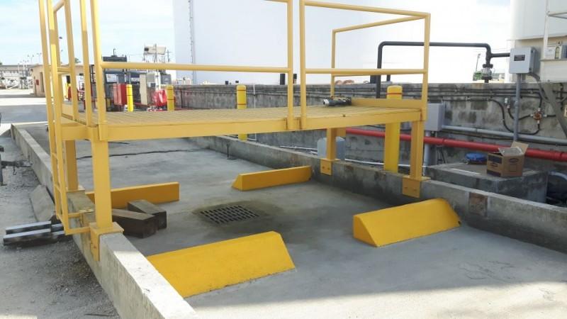CUC-Waste Oil Filling Platform