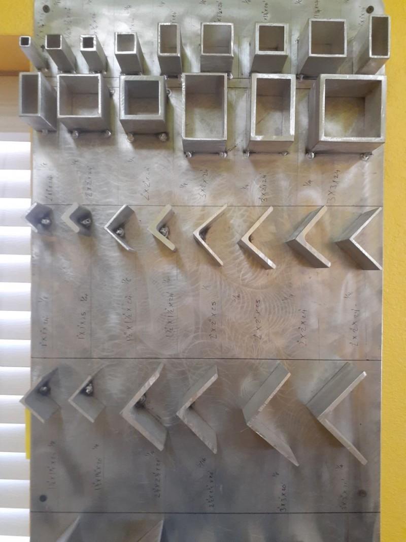 Aluminum & Steel Metal Supplies